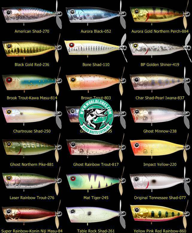 Topwater lure Lucky Craft T-Splash