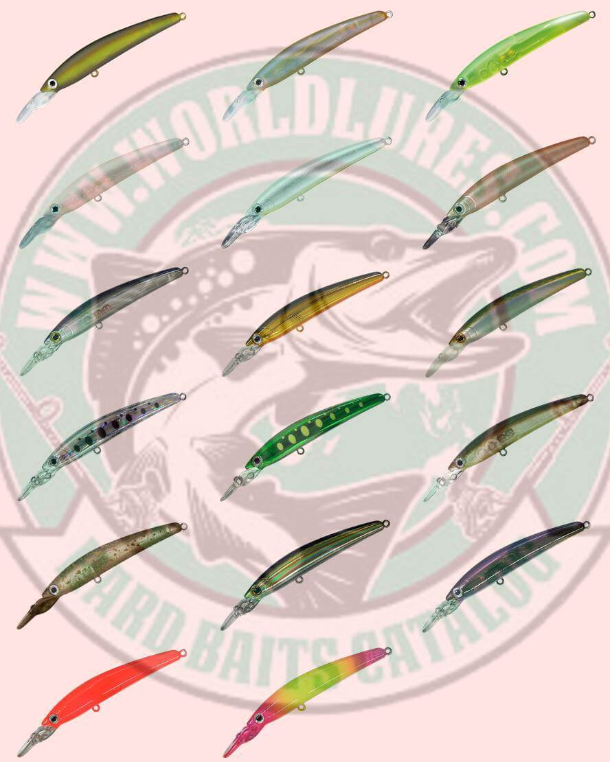 Lure Smith DD Panish Area all colors