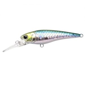 Lucky Craft Bevy Shad Color MS Japan Shad